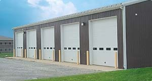 Commercial Rollup Door Installation, Service and Repair