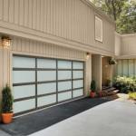 home house garage door installation